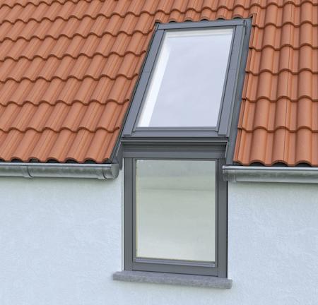 Okno dachowe Vertica Energy