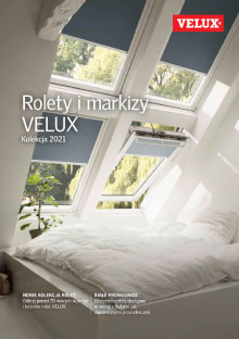 Katalog Rolet i Markiz Velux