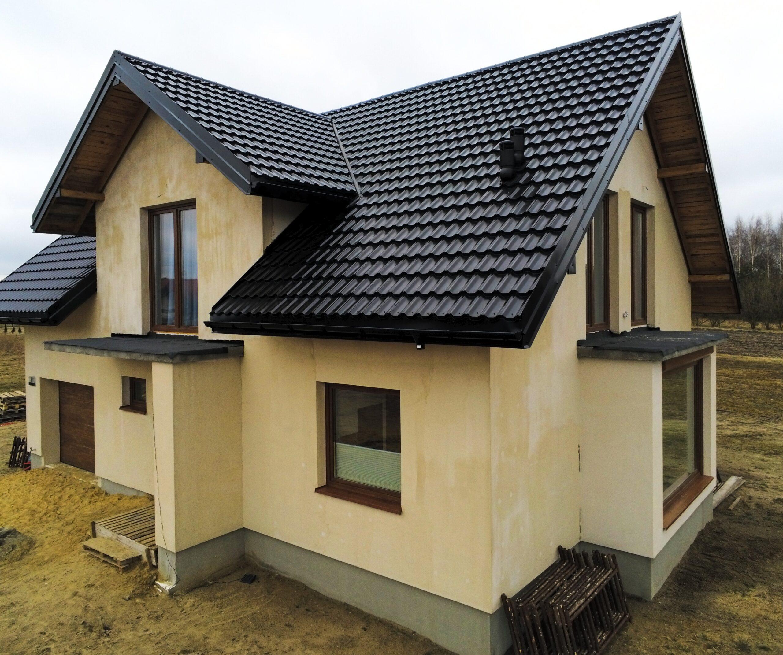 Blachotrapez German Simetric