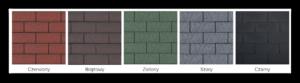 Technonicol Rock Trio kolory